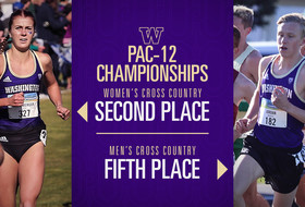 Women Take Second, Men Fifth At Pac-12 Championships