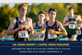 Cal Set To Compete At Capital Cross Challenge