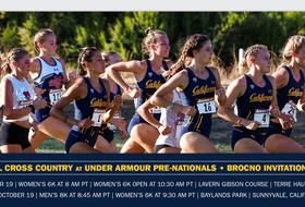 Bears Split For Under Armour, Bronco Invitational on Saturday