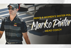 Marko Pintaric Named USC Men's And Women's Water Polo Head Coach