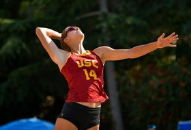 USC Earns No. 1 Seed In NCAA Women's Beach Volleyball Tournament