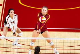 USC Falls to No. 4 Stanford on The Farm