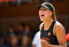 No. 4 USC Sweeps College of Charleston to Open New Era