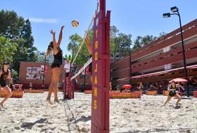 USC Beach Begins NCAA Run With Hatter Rematch