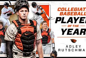 Rutschman Named Collegiate Baseball's Player Of The Year