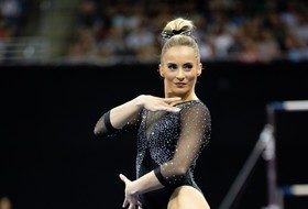 MyKayla Skinner Wins Three Gold Medals at Gymnix International To Pair With Gold Medal by Team USA