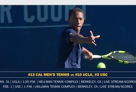 No. 13 Cal Hosts No. 10 UCLA, No. 3 USC