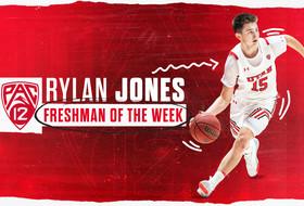 Jones Named Freshman of the Week
