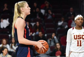 No. 18 Arizona Hosts No. 3 Oregon State in Pac-12 Home Opener on Friday