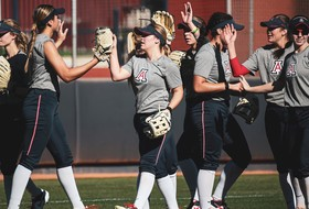 PHOTOS: Arizona Softball Opens 2020 Practice