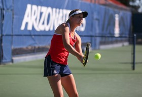 Arizona Wins a Pair of Matches on Saturday
