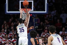 Up Next: A Top 25 Matchup With Oregon in McKale