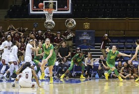 Notes: Oregon Meets Duke in NCAA Tournament Second Round
