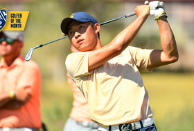 Morikawa Named Pac-12 Men's Golfer Of The Month