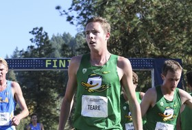 Four Earn All-Pac-12 Honors, Teare Named Freshman of the Year