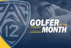 Limbhasut Named Pac-12 Men's Golfer Of The Month