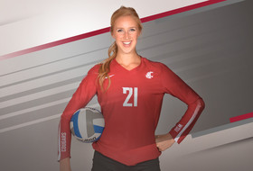 Schoenlein Named Pac-12 Volleyball Scholar-Athlete of the Year