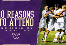 Ten Reasons to Attend Sunday's Match vs Akron