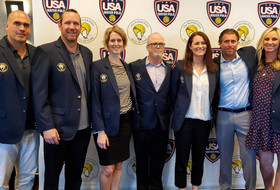 Wright Inducted Into USA Water Polo Hall of Fame