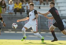 Men's Soccer Hosts Oregon State and No. 1 Washington