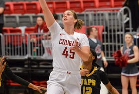 The Cougs Return to Beasley on Friday to Open a Four-Game Homestand