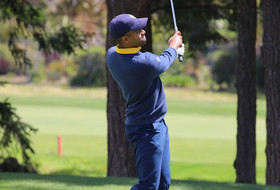 Cal Tied For Third After Two Rounds At Western Intercollegiate