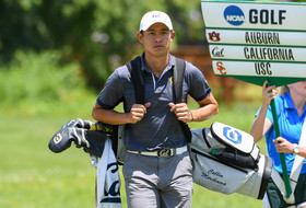 Collin Morikawa Is Cal's First Four-Time All-American