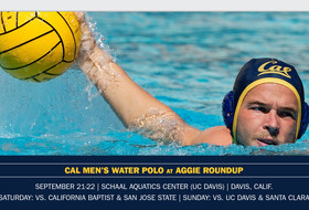 No. 8 Cal Aims To Rebound At Aggie Roundup