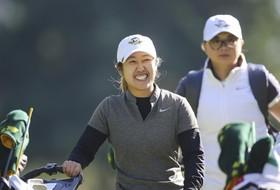 Matsuoka Tied for Lead After First Round in Hawaii