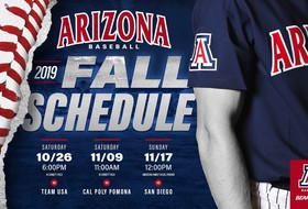 Cats Unveil Fall Baseball Schedule