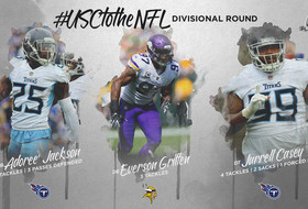 #USCtotheNFL Divisional Round