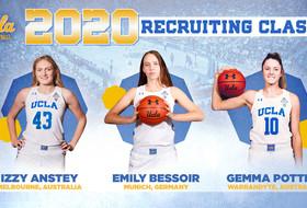 UCLA Women's Basketball Signs Three International Standouts
