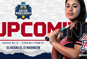 Arizona to Open Women's College World Series vs. Washington on Thursday Morning