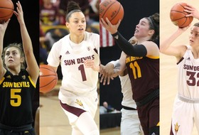 Four @SunDevilWBB Players to Participate in USA Basketball Women's 3x3 National Championships