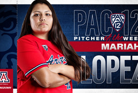 Mariah Lopez Named Pac-12 Pitcher of the Week