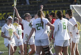 Offense Leads Oregon Over Liberty