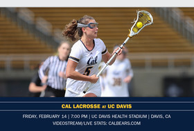 Cal Opens Season Friday At UC Davis