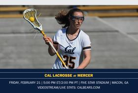 Five-Game Road Trip Starts Friday At Mercer