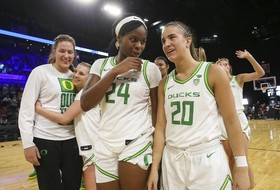 Ionescu, Hebard Named AP First-Team All-America, Sabally on Second Team