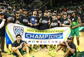 Seniors Lead Ducks to Pac-12 Title