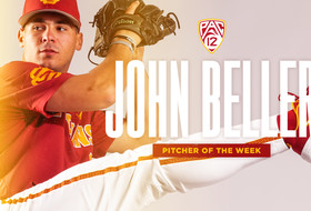 John Beller Named Pac-12 Pitcher of the Week