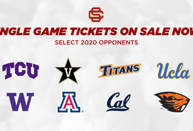 2020 Single Game Tickets and Promotions Available