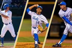Trio of Bruins Named Collegiate Baseball All-Americans