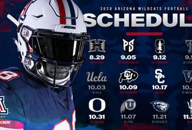 Arizona Football Officially Announces 2020 Schedule