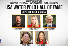 Kelly Rulon Named to USA Water Polo Hall of Fame