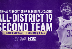 Stewart Named to NABC All-District 19 Second Team