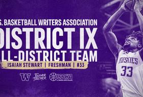 Stewart Named to USBWA District IX Team