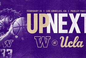 Dawgs Take on UCLA at 7 p.m. on Saturday