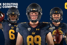 Trio Of Cal Players On Official NFL Combine List