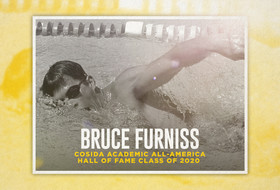 Bruce Furniss Inducted Into CoSIDA Academic All-America Hall of Fame